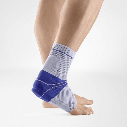 Smärta i akillessenan, stabiliserar foten och Haglunds häl