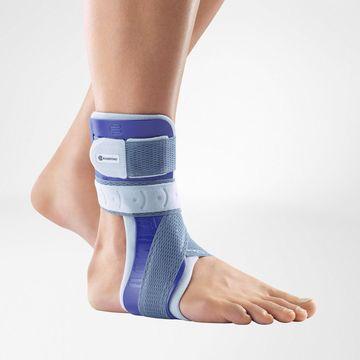 Instabila fotleder, stukad fot, bristningar i ledbanden.