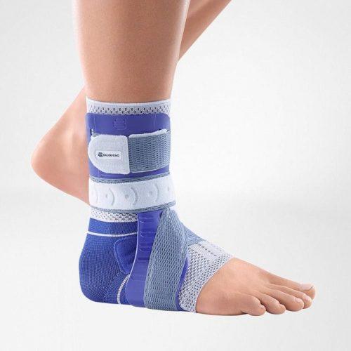 Smärtor i fotleden, stukningar, svaga ledband och tendomyopati
